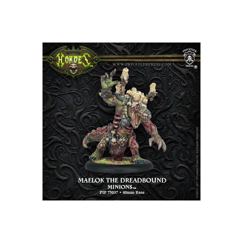 Maelok the Dreadbound