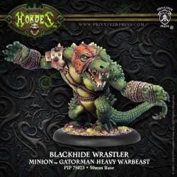 Blackhide Wrastler