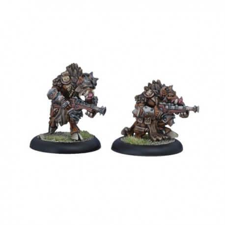 Farrow Brigand grunts