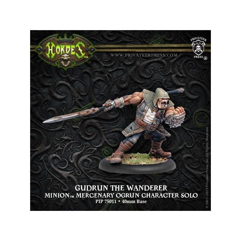 Gudrun the Wanderer