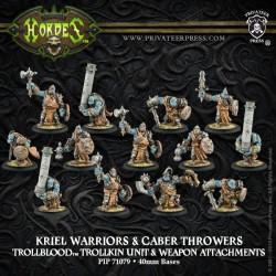 Kriel Warriors & Caber Throwers