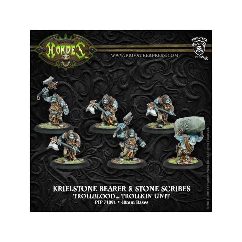 Krielstone Bearer & Stone Scribes