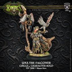 Una the Falconer