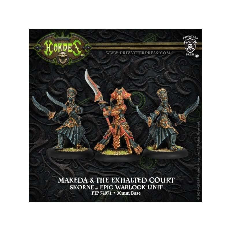 Makeda & The Exalted Court