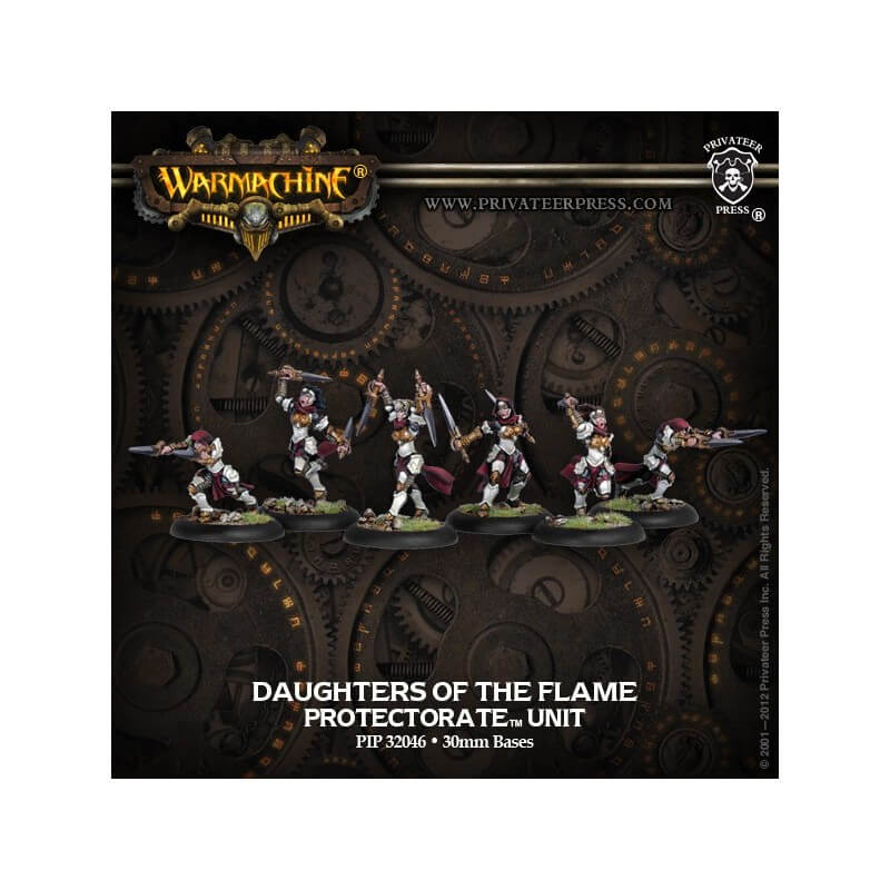 Daughters of the Flame