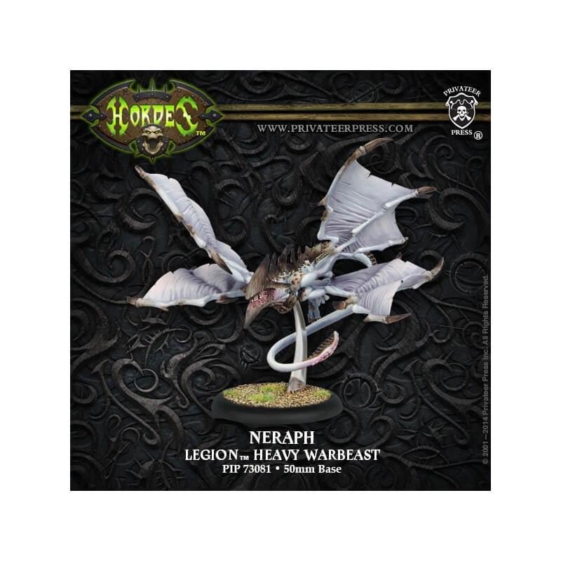 Neraph/Seraph, Kit de Warbeast lourde