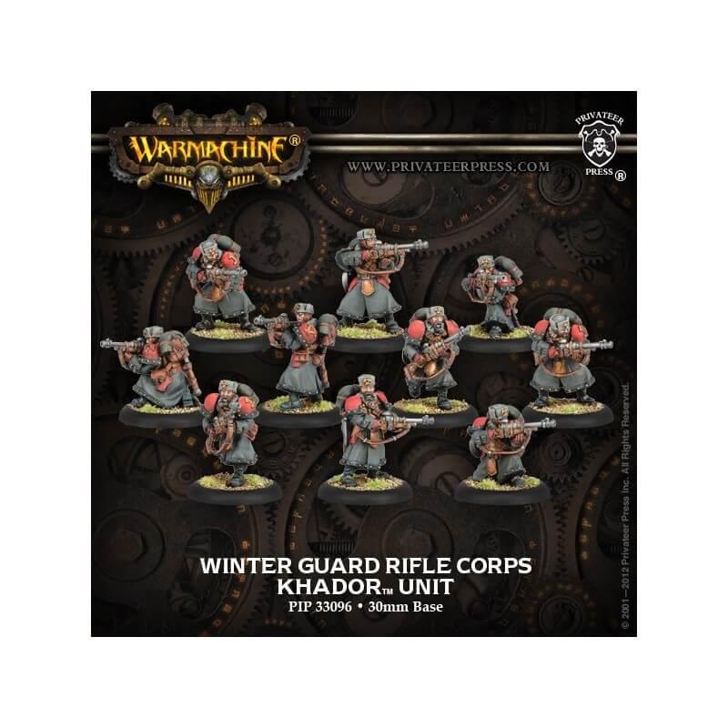 Winter Guard Rifle Corps