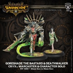 Goreshade the Bastard & Deathwalker