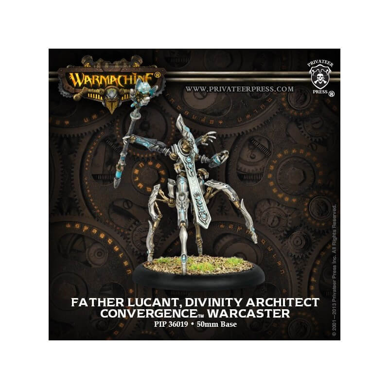 Father Lucant, Divinity Architect