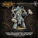 Axis, The Harmonic Enforcer