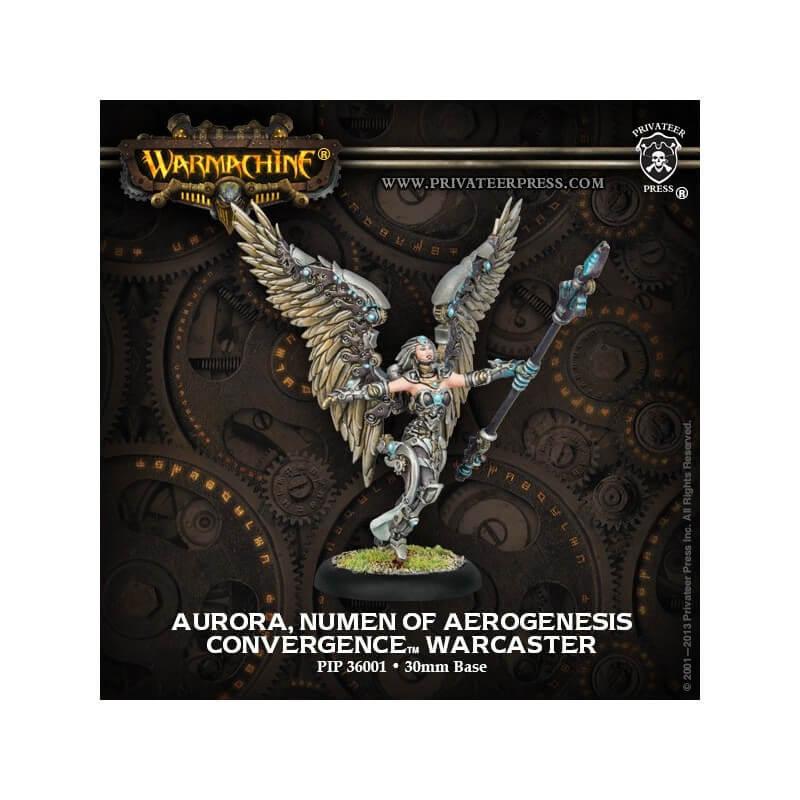 Aurora, Numen of Aerogenesis