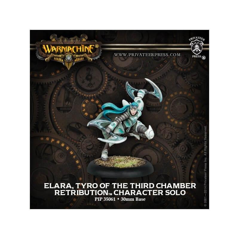 Elara, Tyro of the Third Chamber