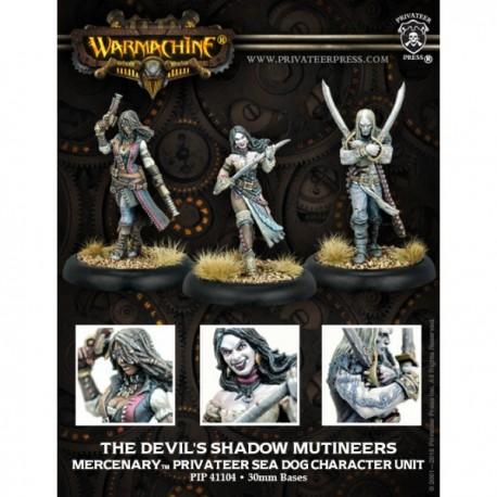 The Devil's Shadow Mutineers