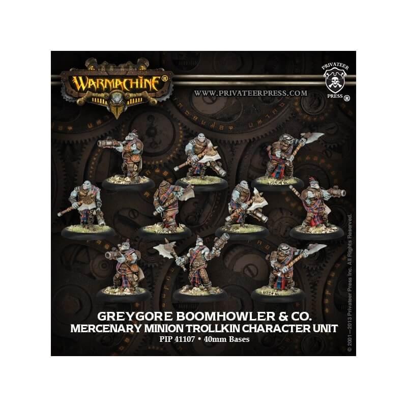 Greygore Boomhowler & Co.