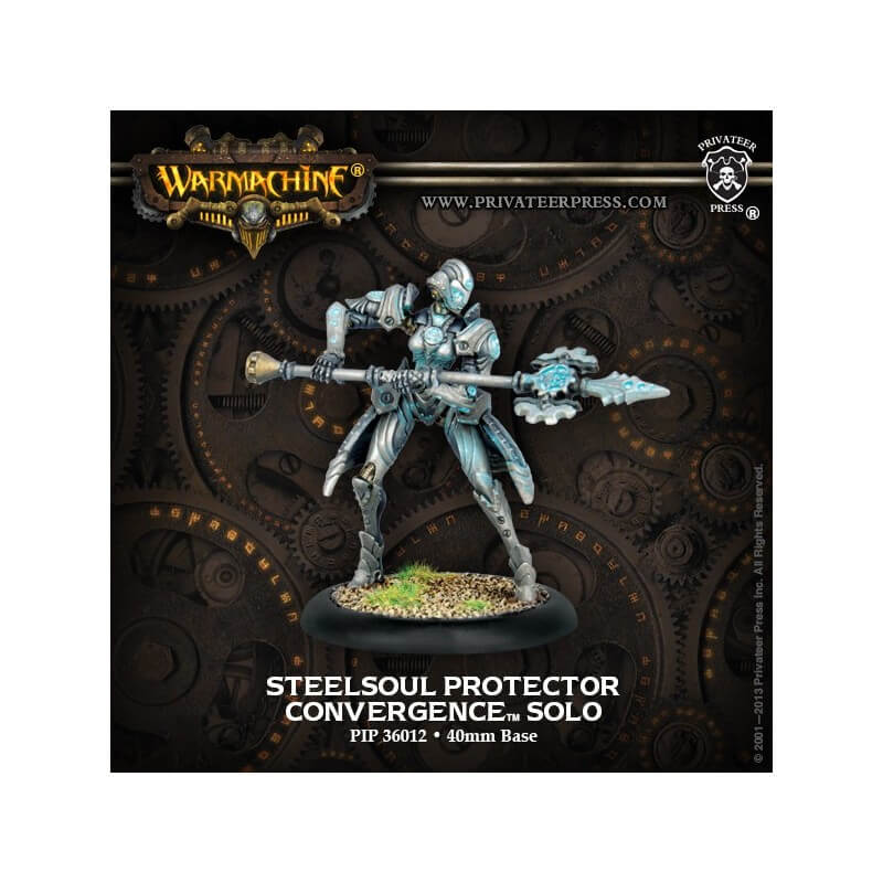 Steelsoul Protector
