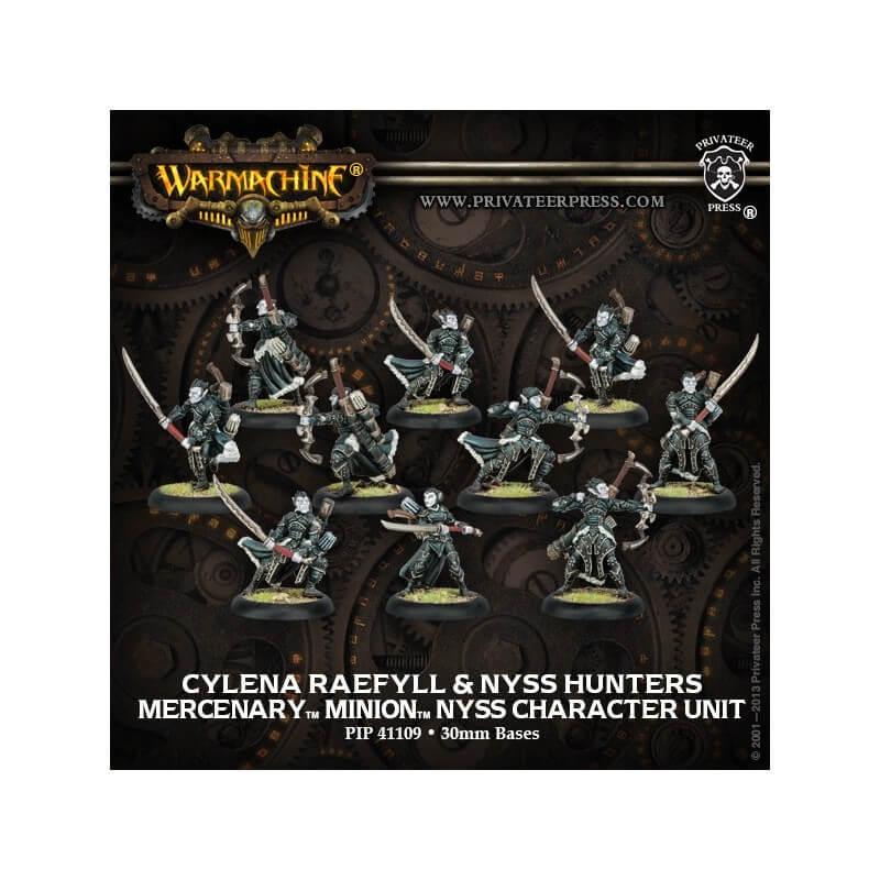 Cylena Raefyll & Nyss Hunters