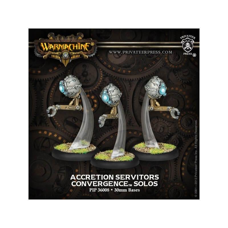 Accretion Servitors