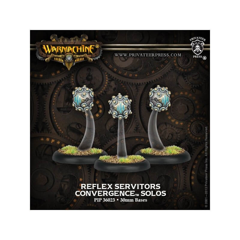 Reflex Servitors