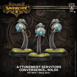 Attunement Servitors