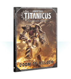 Adeptus Titanicus: Doom of Molech (Anglais)