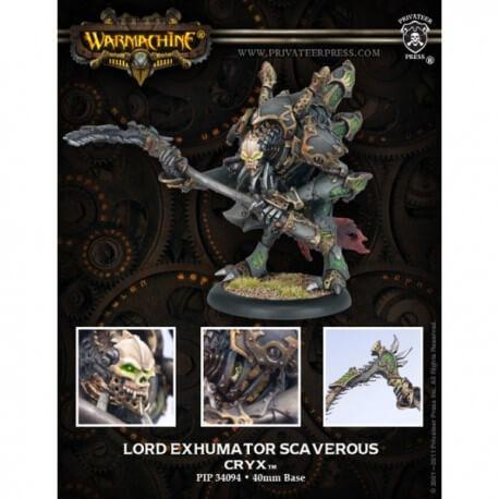 Lord Exhumator Scaverous