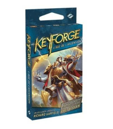 Keyforge - L'Age de l'Ascension deck