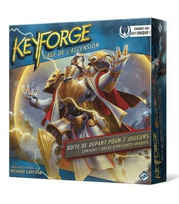 Keyforge - Starter L'Age de l'Ascension