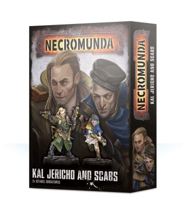 Kal Jericho et Scabs