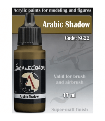 ARABIC SHADOW