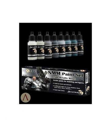 NMM Paint Set (STEEL)