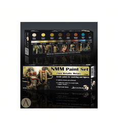 NMM Paint Set (GOLD AND COPPER)