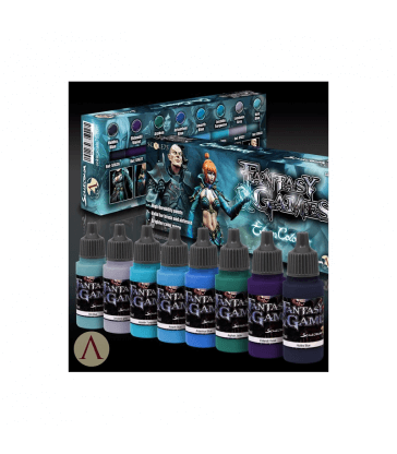 ELVEN COLOURS Paint Set