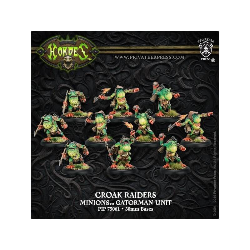 Croak Raiders
