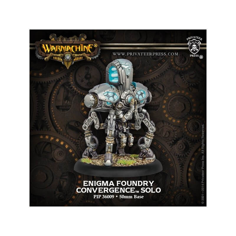 Enigma Foundry
