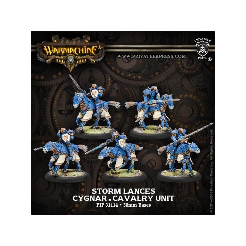 Storm Lances