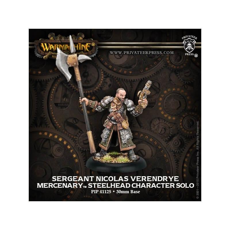 Sergeant Nicolas Verendrye