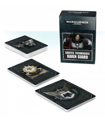 Cartes Techniques: Raven Guard