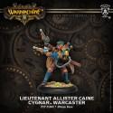 Lieutenant Allister Caine