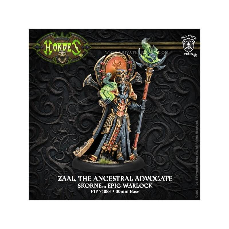 Zaal, the Ancestral Advocate