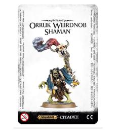 Weirdnob Shaman