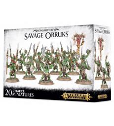 Savage Orruks