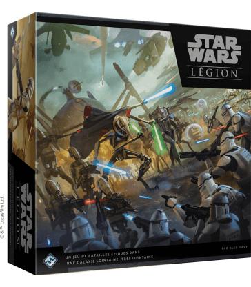 Boîte de base Clone Wars