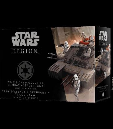 Star Wars : Légion - Tank d'Assaut Occupant  TX-225 GAVw