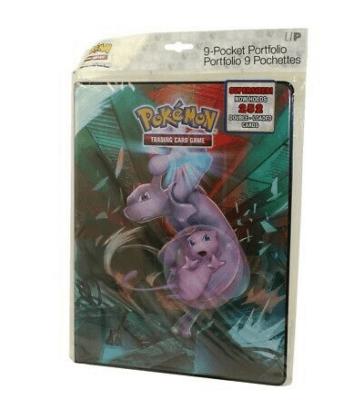 Pokémon 9 pocket portfolio