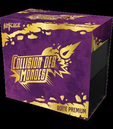 Keyforge : Collision des Mondes - Pack Deluxe