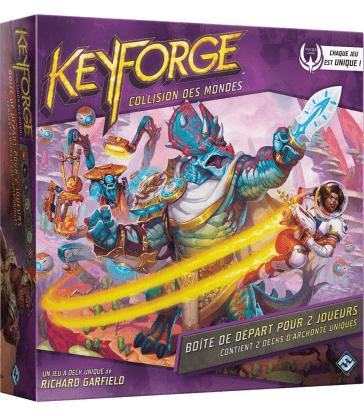 Keyforge : Collision des Mondes - Boîte de Départ