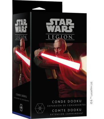Star Wars : Légion : Comte dooku