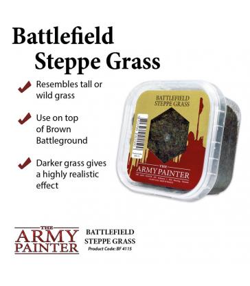 Battlefield Steppe Grass (Herbes de la steppe)