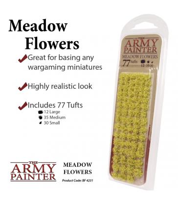 Meadow Flowers tuff (77 Touffes Fleurs des prés)