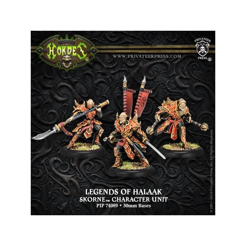 Legends of Halaak